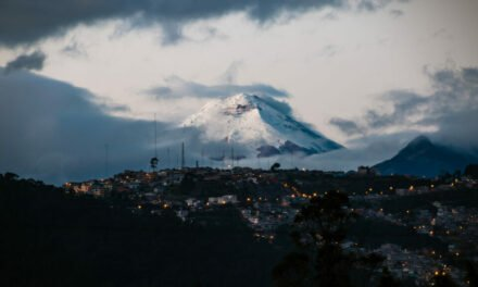 Riobamba Revisited